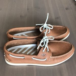 Sperry authentic original 2-eye boat shoe Size 13